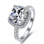 YAAMELI Classic 925 Sterling Silver <b>Wedding</b> Rings for Women Charms Party Gift CZ <b>Jewelry</b> Anniversary Party Ceremony LOVE Anel