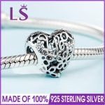 2018 Spring New Real 925 Silver PROMISE OF SPRING CHARM Fit Original Bracelets&Necklace DIY Gift.Women <b>Wedding</b> <b>Jewelry</b> Beads.XZ