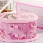 Girls <b>Jewelry</b> Box Ballet Dance Music <b>Jewelry</b> Make up Box <b>Fashion</b> Children Gift Valentine's day Best Chistmas Gift for Girl