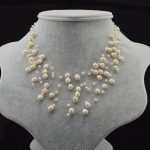 YYW <b>Wedding</b> Bridal <b>Jewelry</b> 2018 New Perlas Natural Real White Freshwater Pearl Beads Charms Necklace Statement Pearls <b>Jewelry</b>