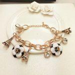 S17 Camellia flowers brand brazaletes pulseras pulseiras acessorios para mulher <b>jewelry</b> bracelets & bangles for women
