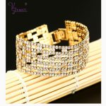 Fashion Charm Copper Gold Silver Color Body <b>Jewelry</b> <b>Making</b> Organizer Bracelets For Women