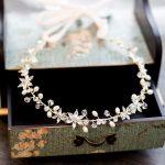 Tiara Bridal Headband <b>Wedding</b> Hair Accessories Crown Hairband Women Headpiece Tiaras Bridal Hair <b>Jewelry</b>