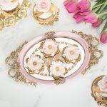 Fashion rectangle pallet fruit plate cake pan wedding <b>supplies</b> dessert decoration <b>jewelry</b> storage tray