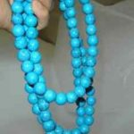 natural beads Tibetan <b>handmade</b> <b>jewelry</b> Details about Vintage Old stone 108 Prayer Beads Necklace silver