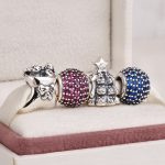 Fits Pandora Charms Bracelet and <b>Necklace</b> 925 Sterling <b>Silver</b> Charm Sets Christmas Gift Charms Beads Women Design Drop Shipping