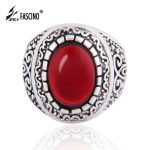 Vintage Natural Stone Rings Fashion <b>Jewelry</b> <b>Antique</b> Silver Plated Retro Rings For Women Men <b>Jewelry</b> Anillos Bijoux (AL810003)
