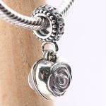 DIY Charms Fit Beads Bracelet 925 Sterling Silver Heart Forever My Friend Beads for <b>Jewelry</b> <b>Making</b> FREE SHIPPING