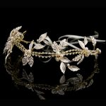 TUANMING Luxurious Gold Silver Tiaras And Crowns Bride Hairband Accessories Hair <b>Jewelry</b> Bridal Women <b>Wedding</b> Hair Accessories
