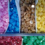 Wholesale!500pcs 6mm Imitation Zirconia Stone beautiful fizzy quartz beads for <b>Jewelry</b> Finding <b>Supply</b>