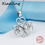 New arrival 925 sterling silver oxidation famale pendant chain necklace diy European fashion <b>jewelry</b> <b>making</b> for women gifts
