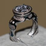 Fashion <b>Jewelry</b> 2016 Brand Solitaire Man ring Gem 5A Zircon stone 925 Sterling silver Engagement <b>Wedding</b> Band Ring for men