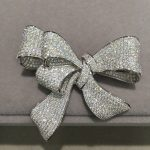 cubic zircon bowknot brooch pins pave stone 925 <b>sterling</b> <b>silver</b> fashion women <b>jewelry</b> free shipping top quality