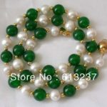 hot free Shipping new2015 Fashion Style Natural 7-8MM White Akoya Cultured Pearl Necklace 18″ AAA++ GE4021 pearl <b>jewelry</b> <b>making</b>
