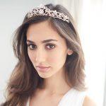 New Bride Wedding Hair <b>Jewelry</b> Rose Gold/Gold/Silver Crystal Tiara Bridal Crown Handmade Rhinestone Crown Hairbands Accessories