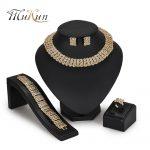 MUKUN Women <b>jewelry</b> set African Dubai Gold <b>Jewelry</b> Sets For Women Nigeria Wedding Jewellery Set Bridal Costume Jewelery design