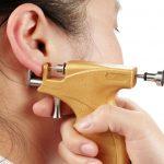 FREE SHIPPING Ear Piercing Pistol Ear Gun ear hole tool stainless steel earring gun
