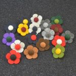 18pcs/Pack Multi Colors New Korean Men Suit Brooch Pins <b>Handmade</b> Fabric Flower High Quality Men's Romantic <b>Jewelry</b> On Wedding