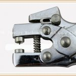 goldsmith herramientas joyeria Eyelet Punching Plier,<b>Jewelry</b> <b>Making</b> Plier (2-5mm dia hole),Punch and eyelet up to 25 sheets capa