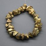 Approx 26pcs/strand Titanium Gold Crystal Quartz Top Drilled Point Pendants, Rock Quartz Crystal Graduated <b>Jewelry</b> <b>Making</b> Beads