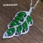 KJJEAXCMY boutique <b>jewelry</b> Women's natural jade Hetian jade pendant, 925 sterling <b>silver</b> wholesale