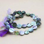 12mm Accessories Series round 16inch Natural Abalone seashells sea shell loose beads diy Design <b>making</b> <b>jewelry</b> women girls gifts