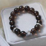 925 100% Silver Bead Couple Bracelet bracelet homme beads for <b>jewelry</b> <b>making</b> cadeau maitresse Couple bracelets for men and women