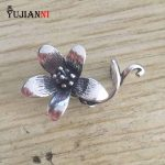 925 Sterling <b>Silver</b> NEW Troll Anemone Pendant Charms NOT Original Fit European Troll <b>Bracelet</b> & Necklace Jewelry Without Bead
