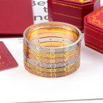 Brand stainless steel fancy love <b>bracelet</b> and exquisite carter <b>bracelet</b> making <b>silver</b> rose couple cuff no screwdriver <b>Bracelet</b>