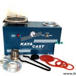 <b>Jewelry</b> Casting Machine KAYA Vacuum Investing & Casting Machine, 8 CFM Vacuum Pump <b>Jewelry</b> <b>Making</b> Tools Vacuum casting machine