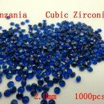 <b>Jewelry</b> <b>Supplies</b> Dark Blue AAA Cubic Zirconia 2/2.5/3mm Round Tanzania Zirconia DIY <b>Jewelry</b> Findings <b>Supplies</b>
