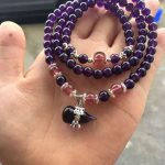 Koraba Fine Jewelry 925 <b>Silver</b> Inlaid Natural Amethyst Gourd <b>Bracelet</b> Fashion Temperament Gems Accessories Gifts Free Shipping