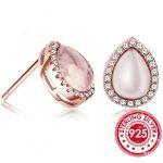 snh beautiful 925 sterling <b>silver</b> earrings fashion style elegant lady earring <b>jewelry</b> Earrings for women as gift <b>jewelry</b>