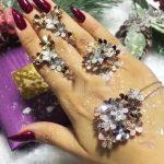 GODKI Flower Boom Cluster Luxury Women <b>Wedding</b> Engagement Cubic Zirconia Dress Up Necklace <b>Jewelry</b> Set <b>Jewelry</b> Addiction