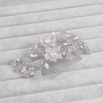 Tiara Hair Comb <b>Wedding</b> Hair Accessories Bridal Headpiece Clips Hairpin Ornaments <b>Jewelry</b> Clip Pince Cheveux Bride WIGO0799