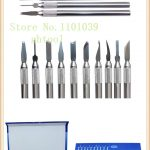 Free Shipping <b>Jewelry</b> <b>Making</b> Tools Wax Carving Tools Wax Carving Knife 10pcs/set ghtool