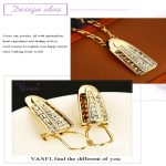 Factory Promotions Hot Sale India Gold Color Necklaces Earrings <b>Jewelry</b> Set <b>Making</b> For Women Party