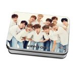 Youpop KPOP WANNA ONE 101 Album WINGS LOMO Cards Produce 101 Self Made Paper Photo Card With Box HD Photocard