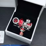 4pcs <b>Jewelry</b> Set S925 Sterling Silver God of Wealth Lion Dance Charms Beads Fit DIY Bracelet Necklaces <b>Jewelry</b> <b>Making</b> Woman Gift