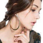 ALW Animal Design Zricon Big Hoops Earrings For Women Exaggerated Snake Shapes Hoop Female Earring <b>Fashion</b> <b>Jewelry</b> 2016 Earing