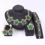 Women Fashion <b>Handmade</b> Ceramic Multicolor Flower Crystal Pendant Necklaces Bracelet Earring Ring bijoux <b>Jewelry</b> Set Wholesale