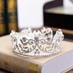 Bridal Tiaras and Crowns Full Crystal Rhinestone Silver Gold <b>Wedding</b> Hair Crown for Women 2018 New Hair <b>Jewelry</b> Accessories
