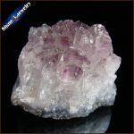 123 g Natural Stone Purple Raw Amethysts Druzy Drusy Elestial Skeletal Quartz Crystal Cluster Specimen Fit <b>Jewelry</b> <b>Making</b> JS103