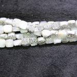 Statement for Women Silver Titanium Druzy Necklace Stone Coin Beads Pendants Drusy Quartz Flat Round Beads <b>Jewelry</b> <b>Making</b>