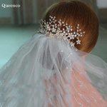 3pcs/set Bride Wedding Pearl Hair Comb Hair Accessories <b>Handmade</b> Rice-bead Pearl Hair Pins Bridemaid Hair <b>Jewelry</b> Bridal Party