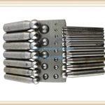 Free Shipping China Post <b>Jewelry</b> Making <b>Supplies</b> Jewellers Disc Cutter Metal Dapping Tools 1 pcs/lot