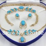 free shipping>>> Nobility Jewelry noble natural stone necklace <b>bracelet</b> earring Ring wholesale Jewellery set