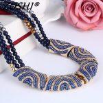 2017 New women bohemia necklace&pendants multicolor statement choker necklace za <b>antique</b> tribal ethnic boho <b>jewelry</b> mujer bijoux