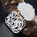 <b>Silver</b> <b>Jewelry</b> Natural Hetian Jade Retro Thai <b>Silver</b> Auspicious Fashion Pendant S925 Sterling <b>Silver</b> Men And Women Pendant