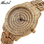 MISSFOX Miss Fox Luxury Wrist Watches For Women 2018 Fashion Women Watch <b>Silver</b> Waterproof Ladies Watches Stainless Steel Clock